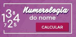 Ilustração do jogo Numerologia com nomes. Clique para jogar!